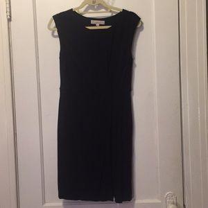 LOFT Black Classic Dress